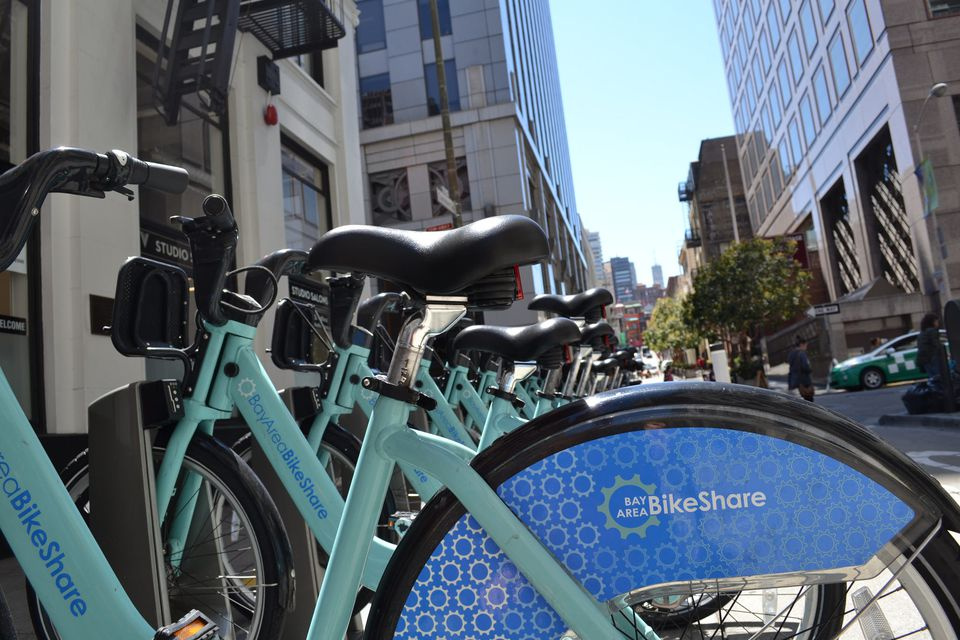 How to Use Bay Area Bike Share
