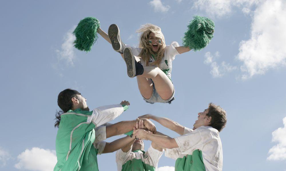 cheerleader injuries