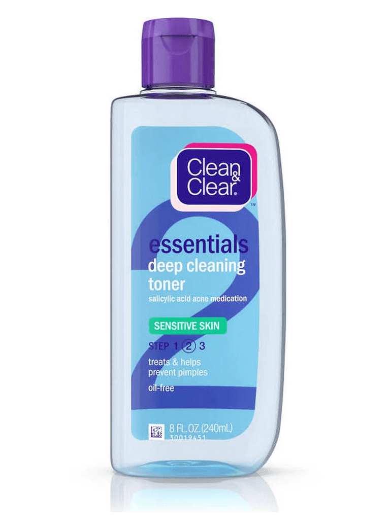 Clean and Clear Toner