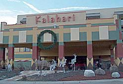 Kalahari Indoor Waterpark Dells Picture