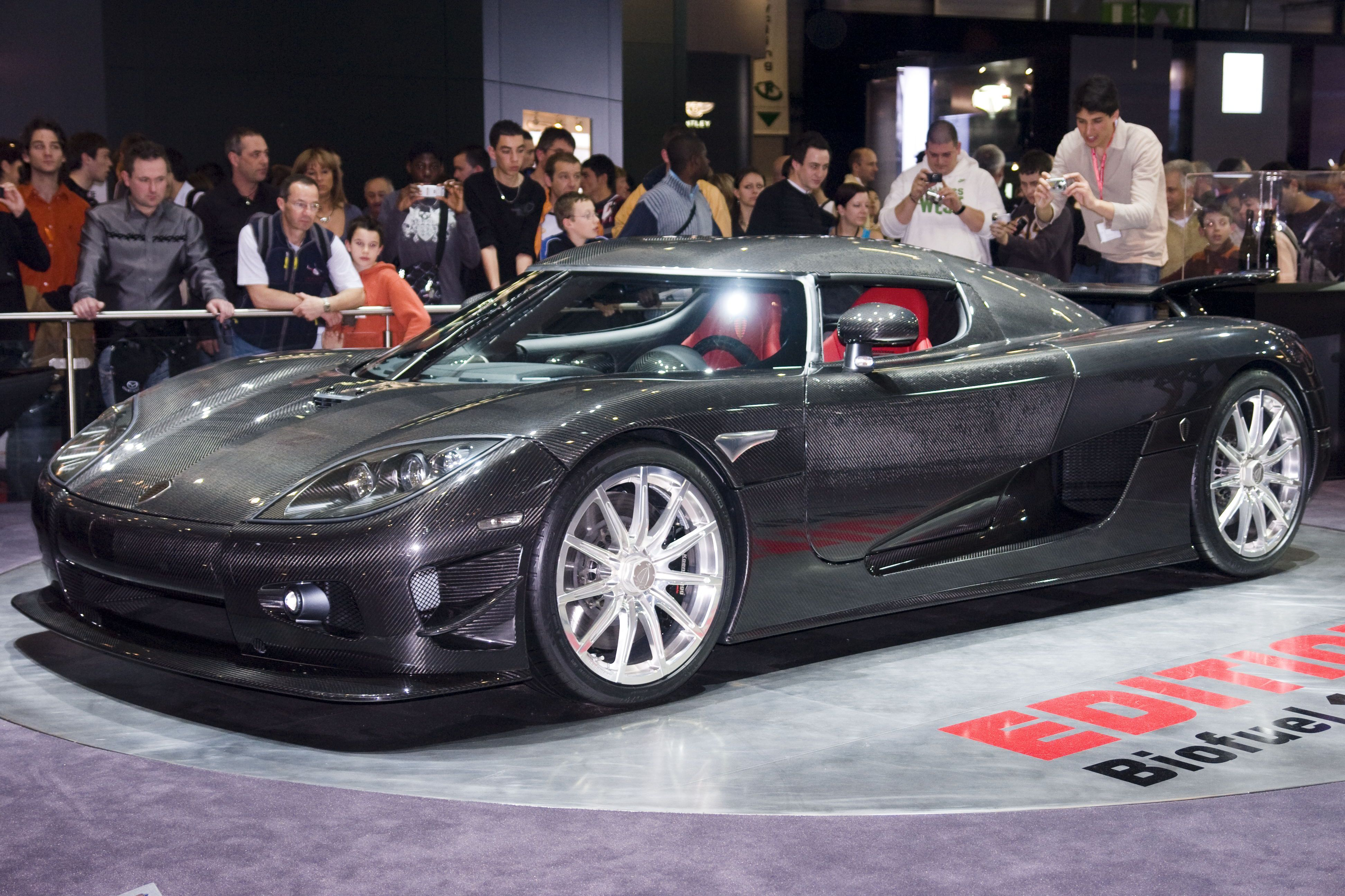 The World s Most Expensive Cars