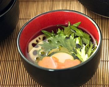 Ring In The Japanese New Year With Traditional Vegan Ozoni Soup