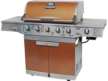 Bond 5 Burner Model Gsc3218wa Gas Grill Review