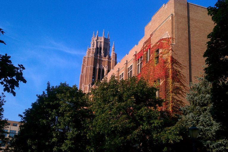 Marquette Hall at Marquette University