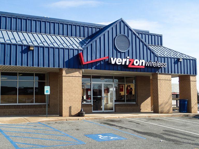 Verizon Wireless Store