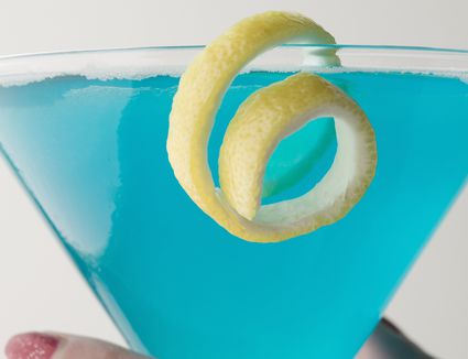 how to make a bombay sapphire martini