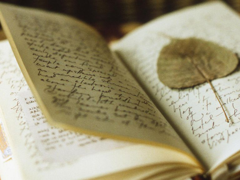 Historical Diaries & Journals Online | Kimberly Powell | Thought & Co