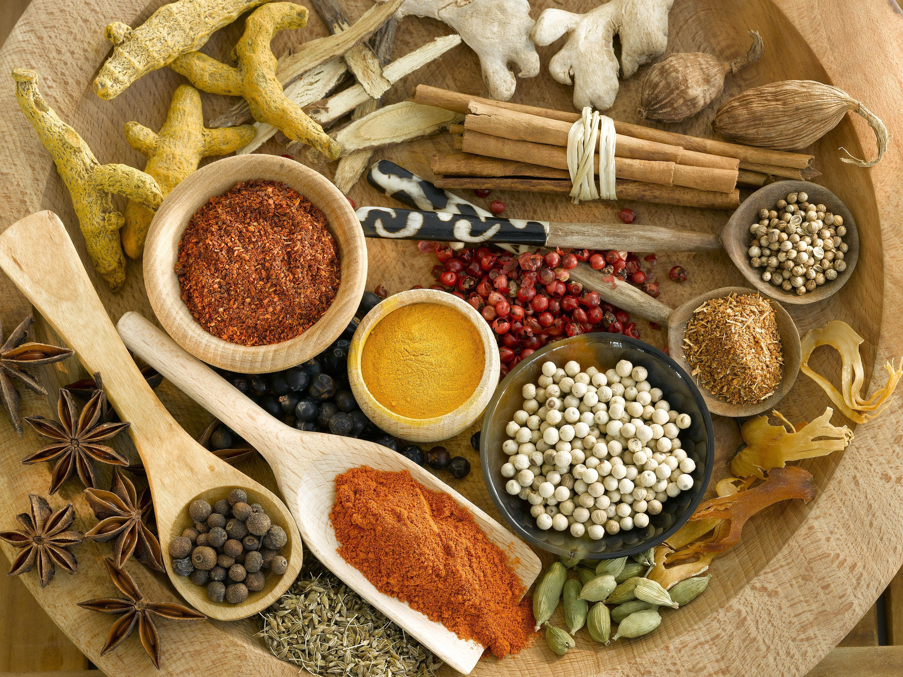 Eastern European Herbs And Spices Starting With A To H