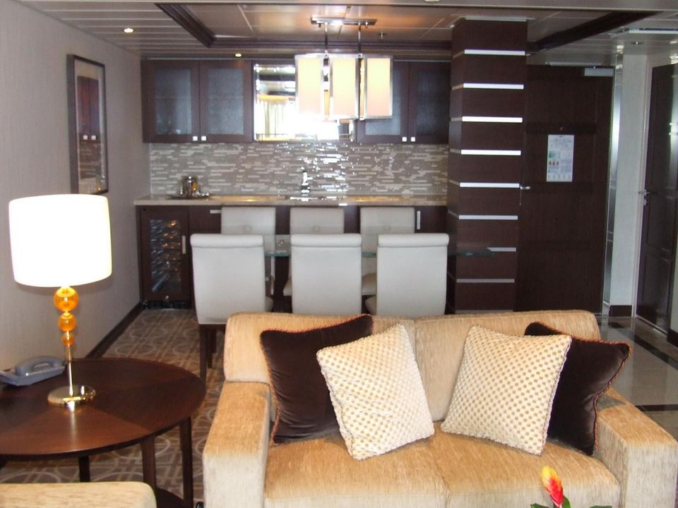 Celebrity Solstice Cabins And Suites Photo Gallery