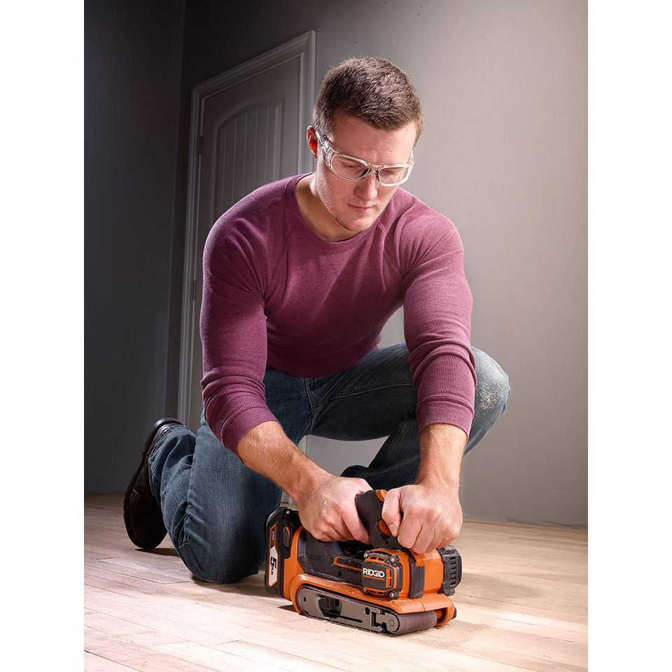GEN5X Brushless 18-Volt 3 in. x 18 in. Cordless Belt Sander
