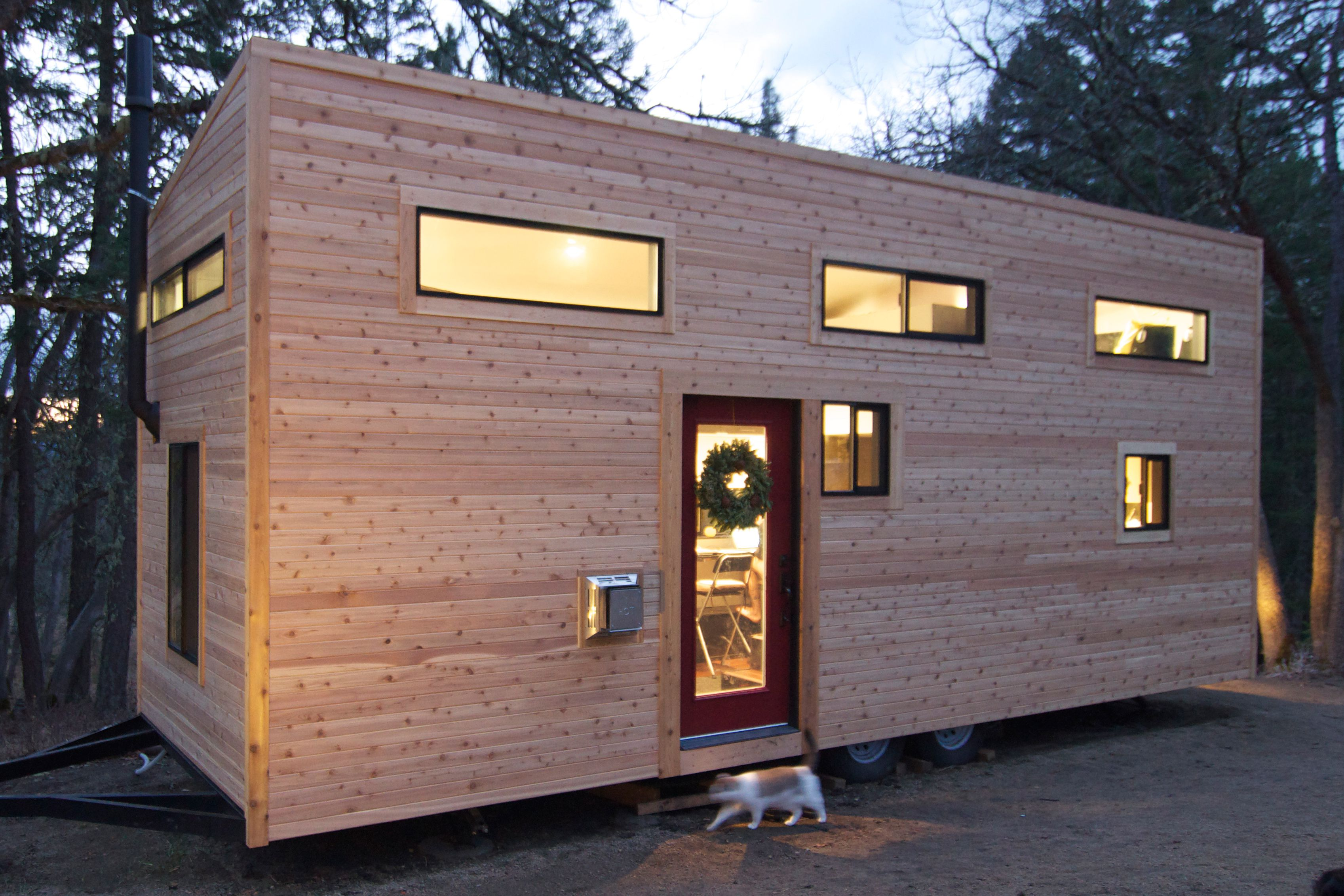 hOME A Tiny House That Lives Cost to Build