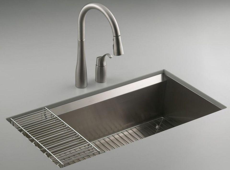 Kohler Stainless Steel Kitchen Sinks popular stainless steel kitchen sinks