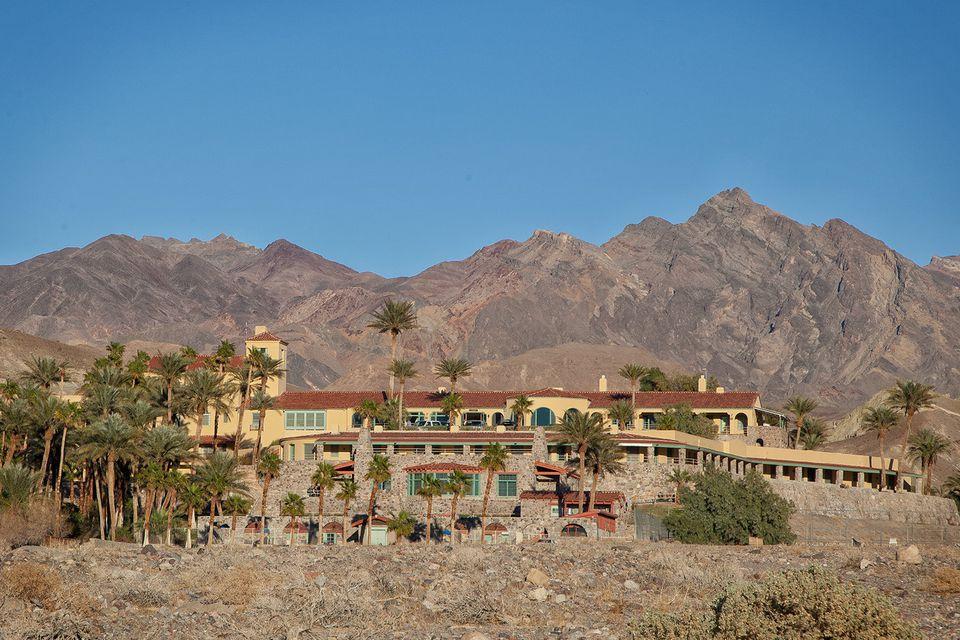 Furnace Creek Inn at Death Valley