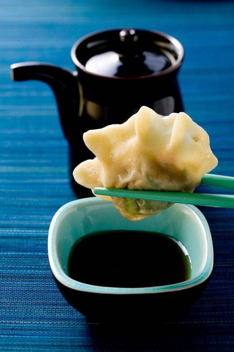 Chinese potstickers dipping sauce