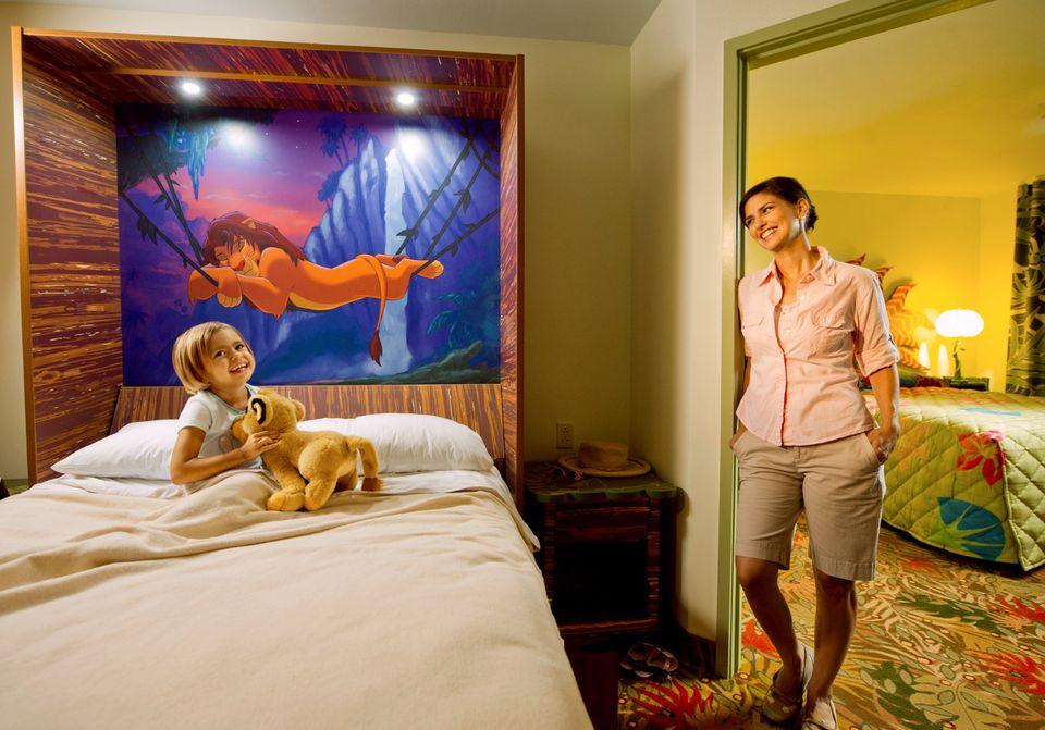 Best Disney Suites at Disney World Resorts