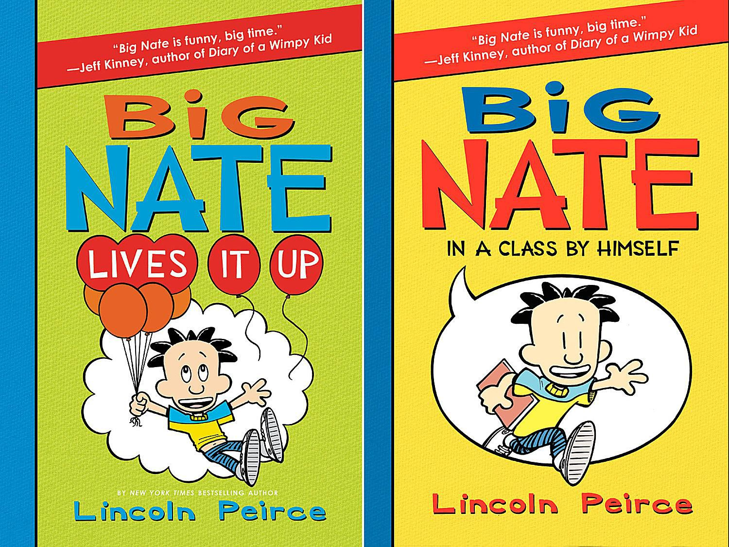 the big nate series by lincoln peirce. Black Bedroom Furniture Sets. Home Design Ideas