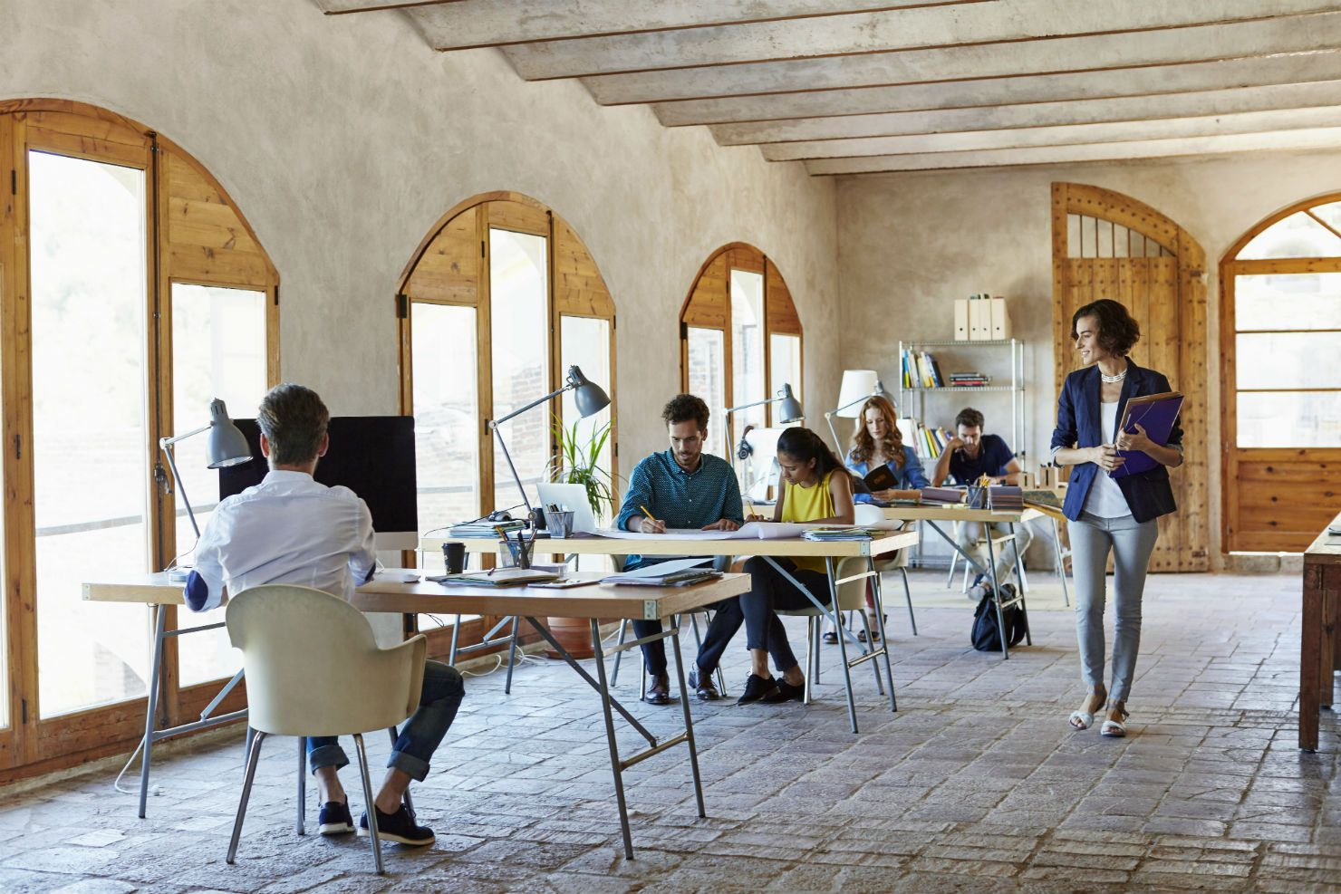 How Managers Can Create a Professional Work Environment