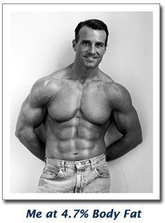 Natural Bodybuilder Tom Venuto