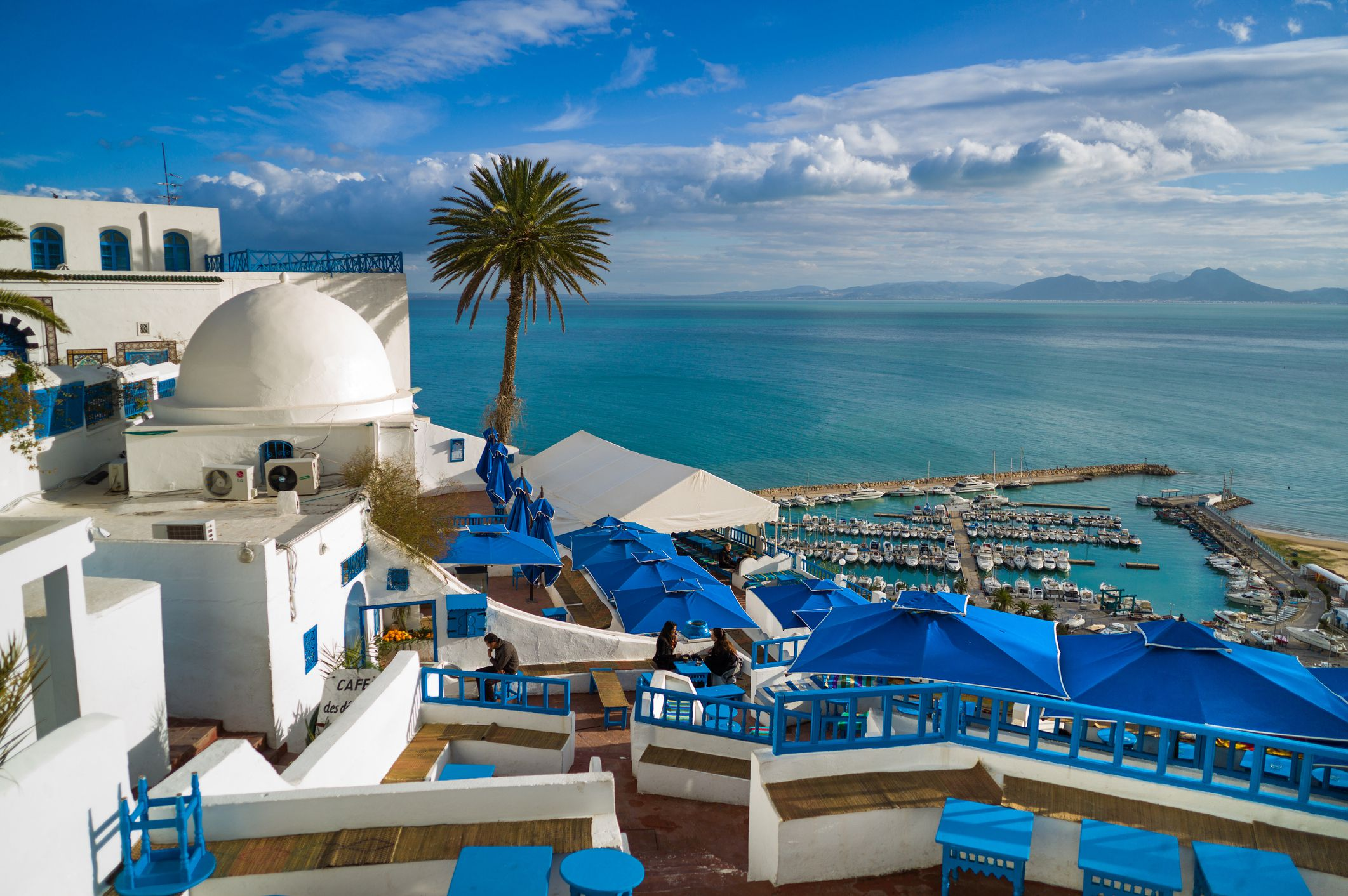 Town And Country Auto >> Sidi Bou Said, Tunisia: The Complete Guide