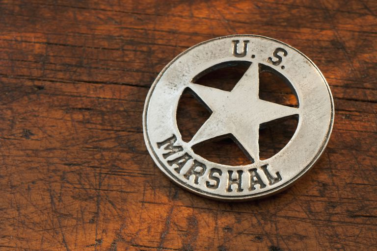 Image of a US Marshal's Badge