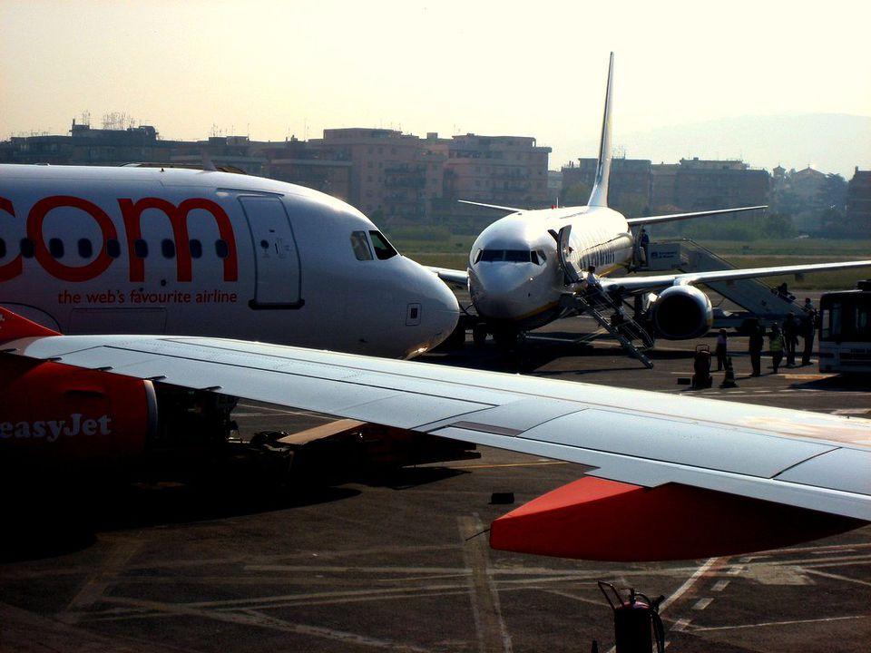Ryanair and easyJet