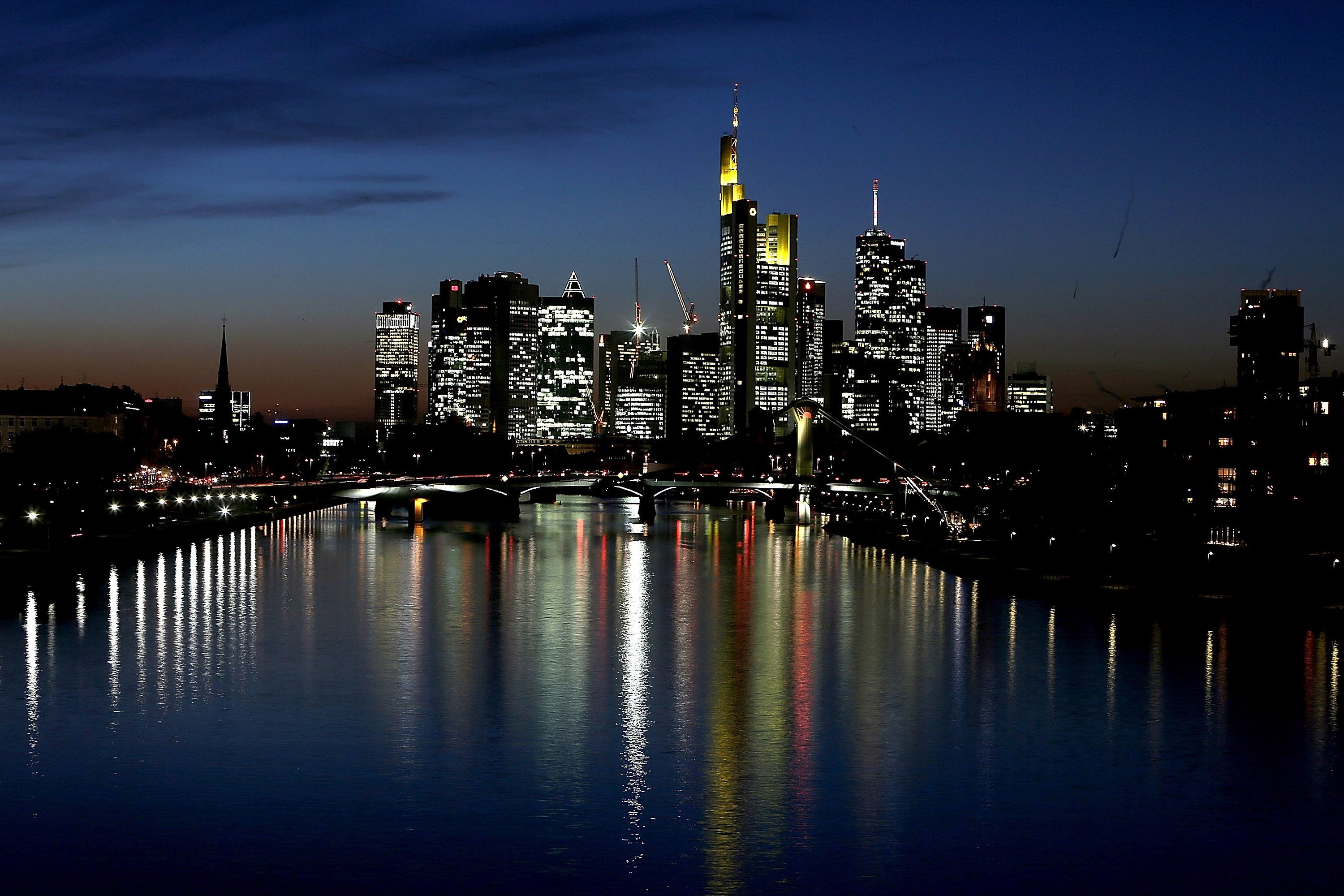 List of tallest buildings in Frankfurt - Wikipedia |Frankfurt Germany
