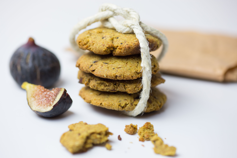 Moist Fig Drop Cookies Recipe