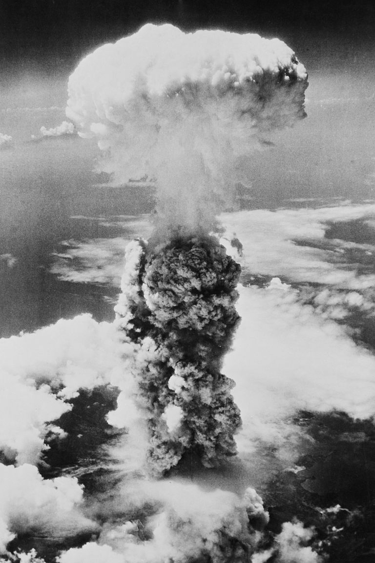 a history of atomic bomb in hiroshima japan History of world war ii: hiroshima the atomic bomb's did kick japan in the ass hard enough to make but as usually history is written by the victors and.