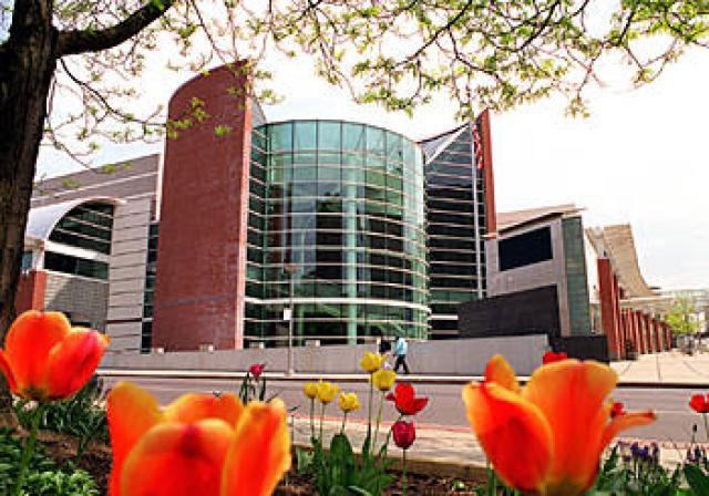 J S Knight Center - Akron Ohio