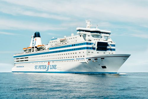 St Peter Line Cruise Profile - St petersburg tours for cruise ship passengers