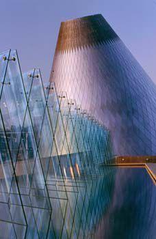 Museum of Glass in Tacoma Washington
