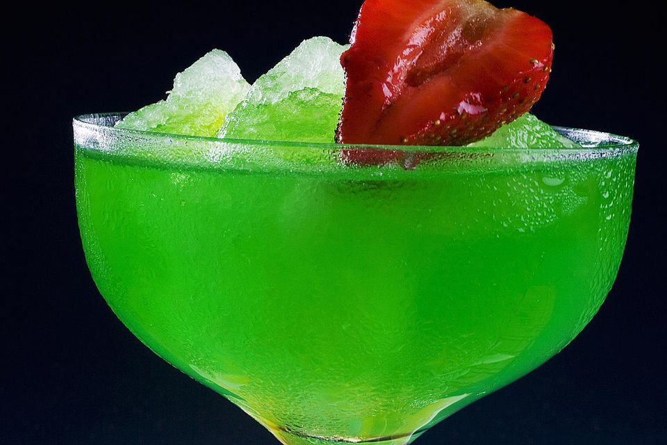 Midori Berry Bliss Punch Cocktail