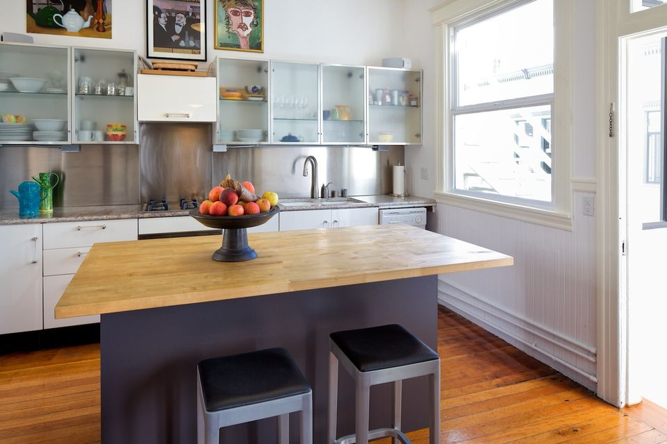 Add Pops Of Color To Your Kitchen
