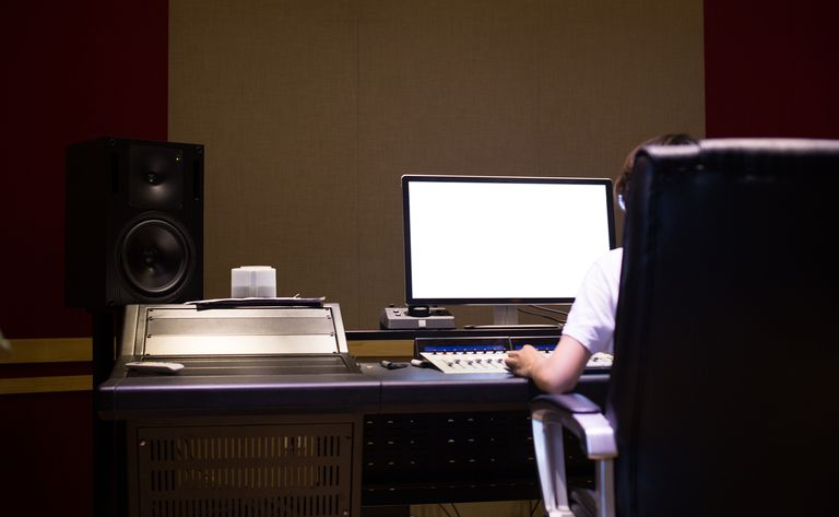 Music production space