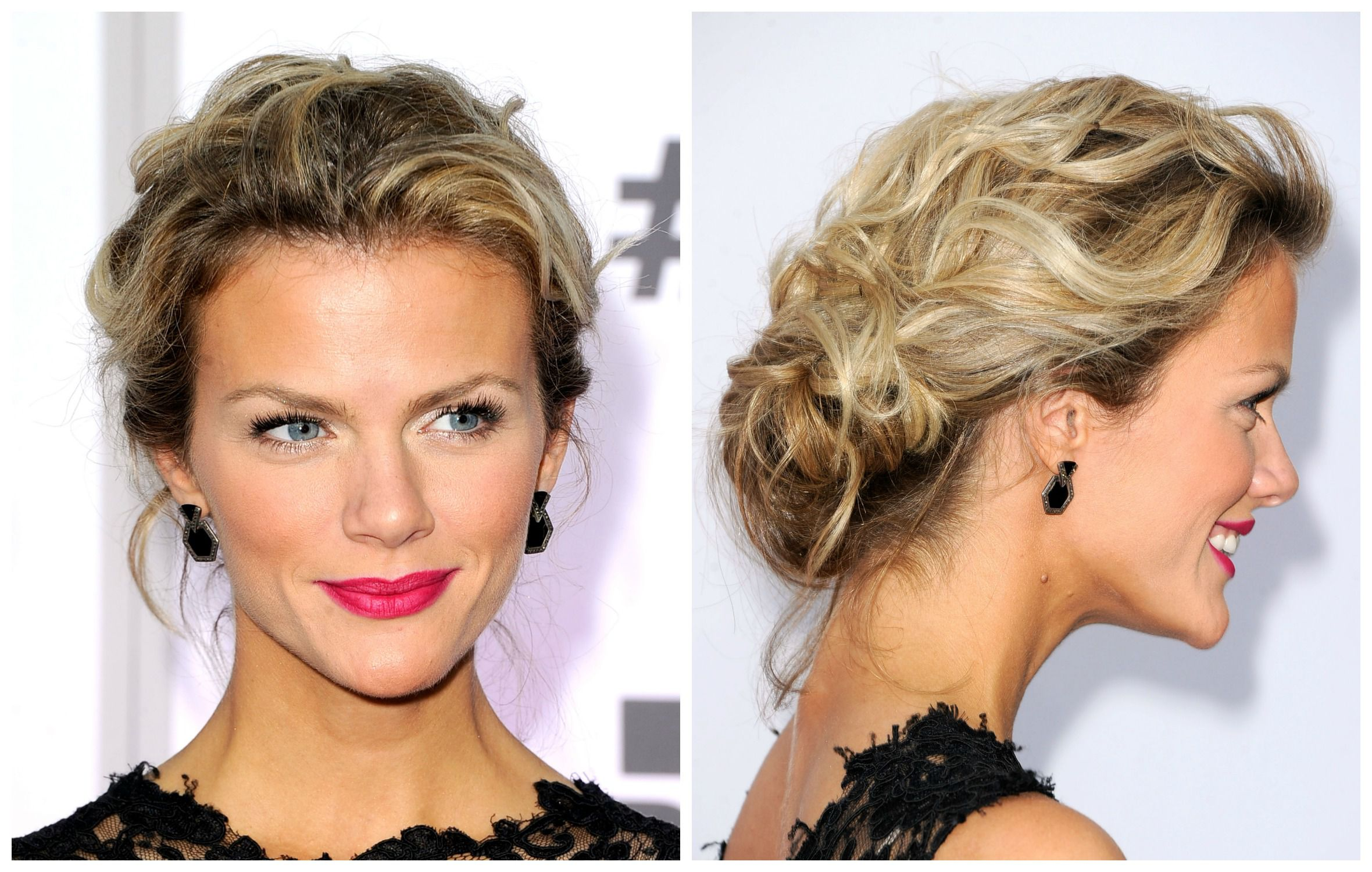Hair Styles Updo: Messy Updos: The Top Casual Prom Hairstyles