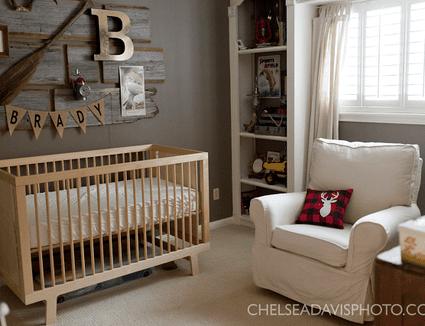 5 Charmingly Rustic Kids  Rooms   Nursery Ideas. Woodland Nursery Theme  8 Beautiful Nurseries Inspired by Nature