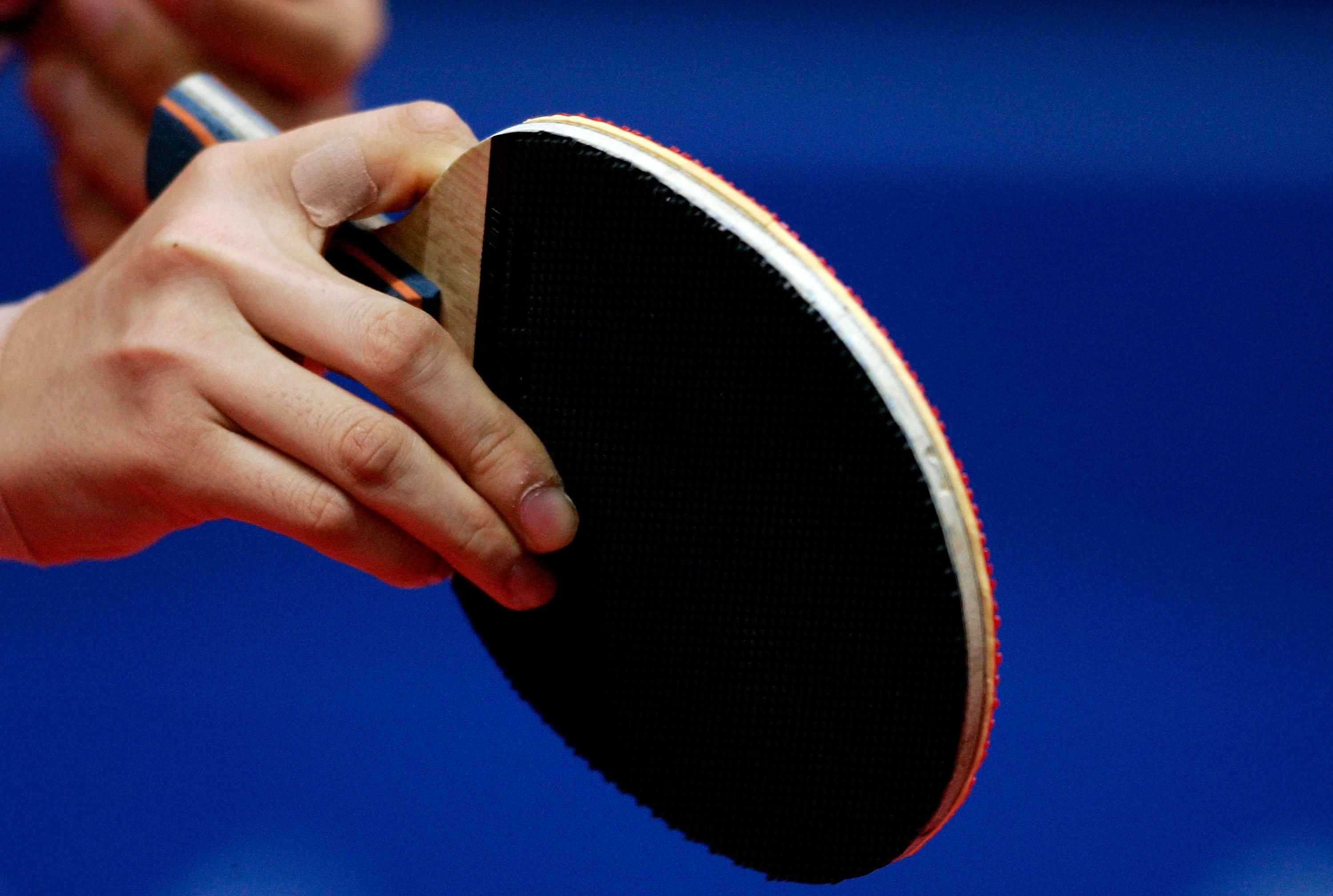 Traditional Chinese Penhold Grip in Table Tennis