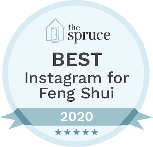 Best Feng Shui Instagram Accounts Badge