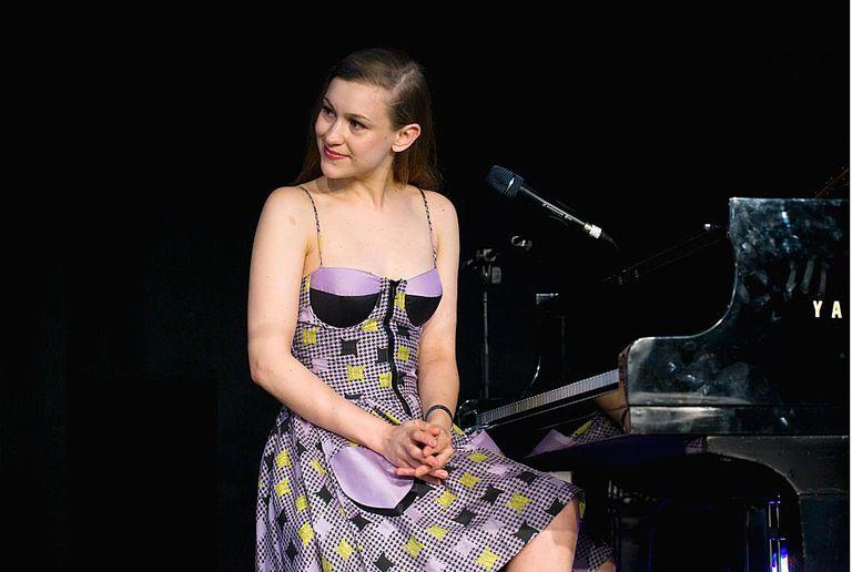 Joanna Newsom performs