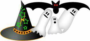 Halloween Trio in Adobe Illustrator