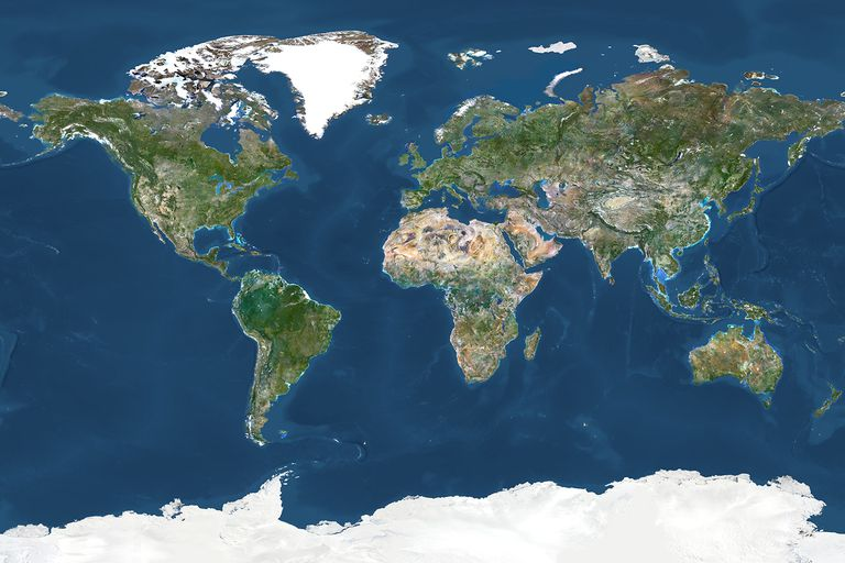 Number of Continents Is More Complicated Than You Think