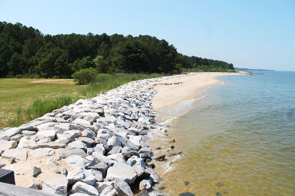 Best 10 beaches near washington dc for Md fishing report point lookout