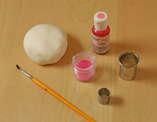 how to make fondant ingredients