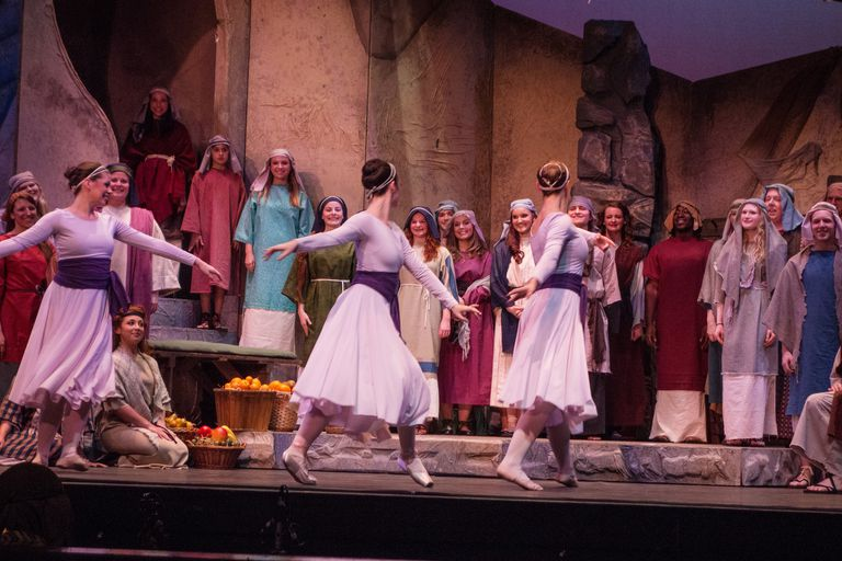 Amahl and the Night Visitors Friday, November 21, 2014 Wright Center, Samford University Birmingham, Alabama