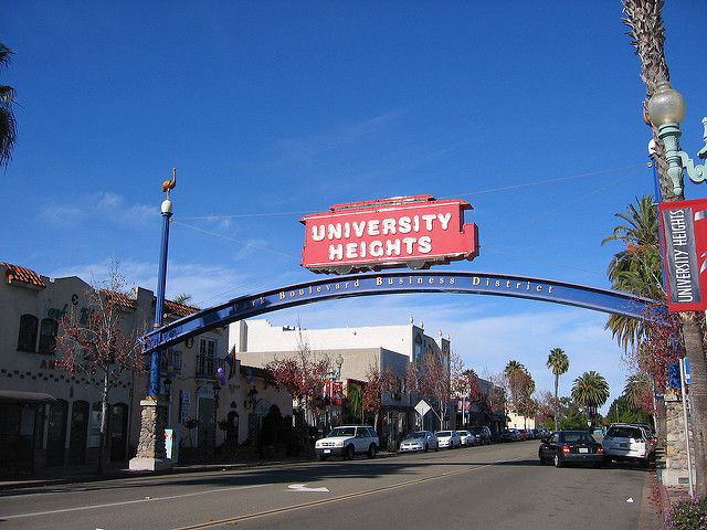 University Heights, San Diego
