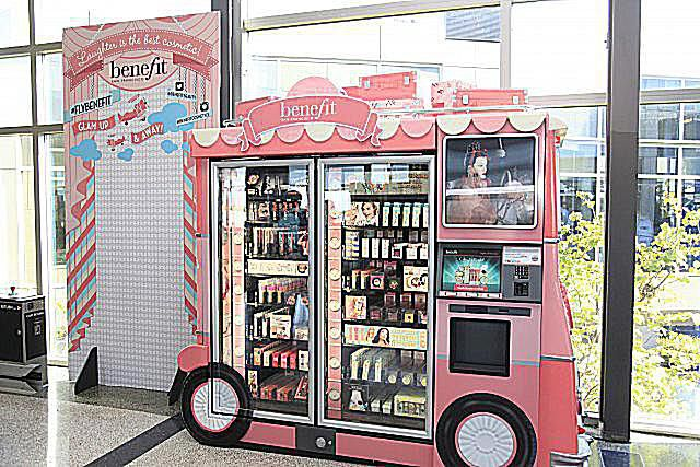 21 Items You Can Buy In An Airport Vending Machine
