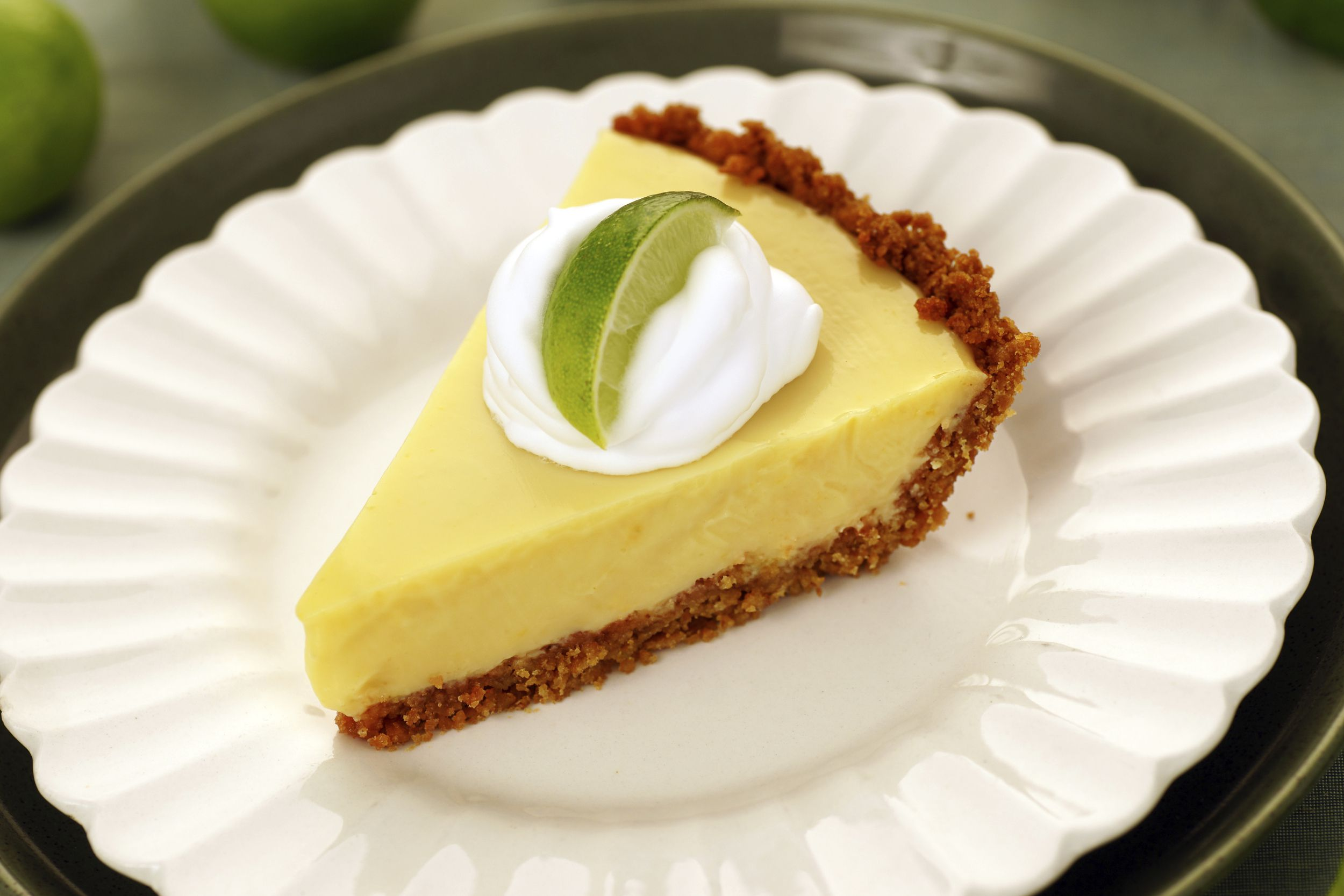 No Bake Key Lime Pie Recipe 3 Ingredients