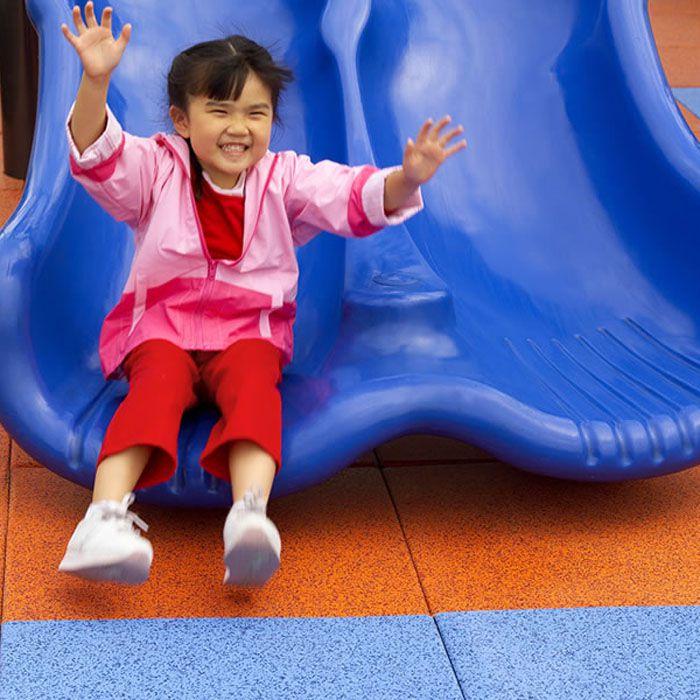 Rubber Flooring For Children