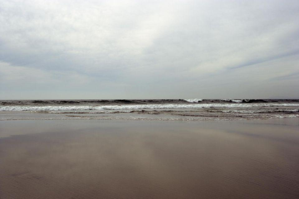 Mexico, Baja California, Rosarito Beach