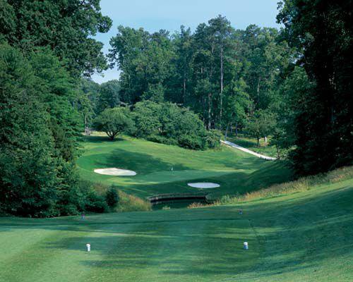 Photograph of Golden Horseshoe Golf Club